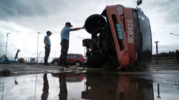 typhoon,