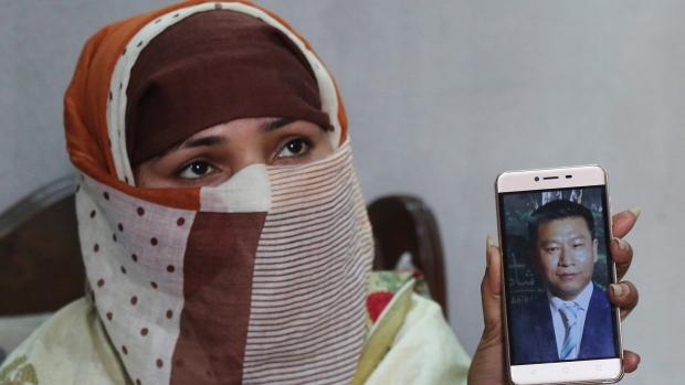 Pakistan-China trafficking of brides