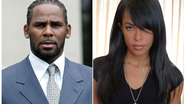 R. Kelly Accused of Bribing Official Day Before Marrying Aaliyah