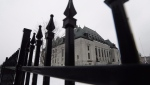 The Supreme Court of Canada is shown in Ottawa on January 19, 2018. The Supreme Court of Canada is expected to bring clarity today to the question of who should pay for cleaning up a mercury-contaminated site near Ontario's Grassy Narrows First Nation. THE CANADIAN PRESS/Sean Kilpatrick