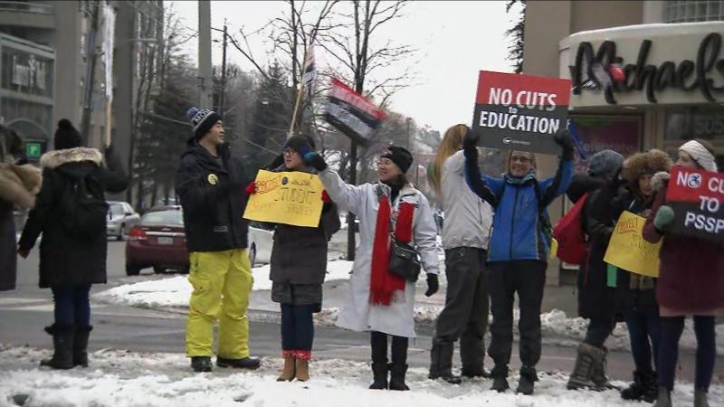 teacher strike