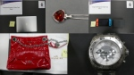 Several of the stolen items recovered during the investigation is seen in this photo. (Supplied)