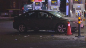 Toronto police are investigating a shooting in North York that sent three people to hospital with serious injuries. (CP24)