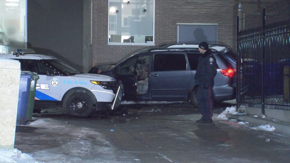The province's police watchdog are investigating a police-involved shooting downtown that injured one man. (CP24)