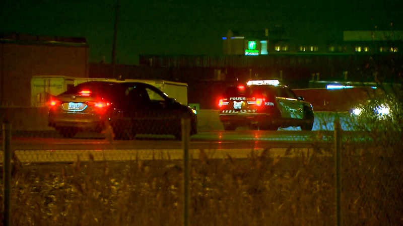 One of three victims has been pronounced dead after a triple shooting in North York last night.