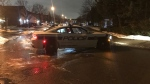 Police investigate a suspicious death near Eagleridge Drive and Bighorn Crescent in Brampton Monday December 9, 2019. (Ron Dhaliwal)
