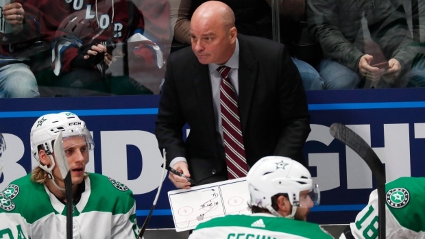 Stars fire Montgomery due to unprofessional conduct