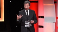 Denis Villeneuve speaks at the 31st annual American Cinematheque Award at the Beverly Hilton Hotel on Friday, Nov. 10, 2017, in Beverly Hills, Calif. THE CANADIAN PRESS/Richard Shotwell/Invision/AP
