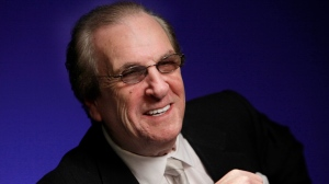 In this Friday, Oct. 7, 2011, file photo, actor Danny Aiello smiles while being photographed in New York. (AP Photo/Richard Drew, File)