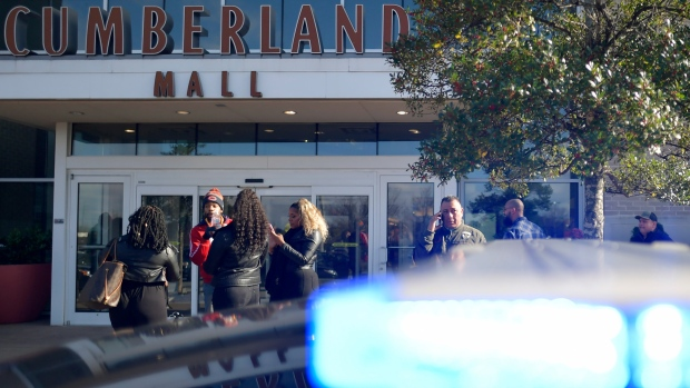 One person wounded after suburban Atlanta mall shooting