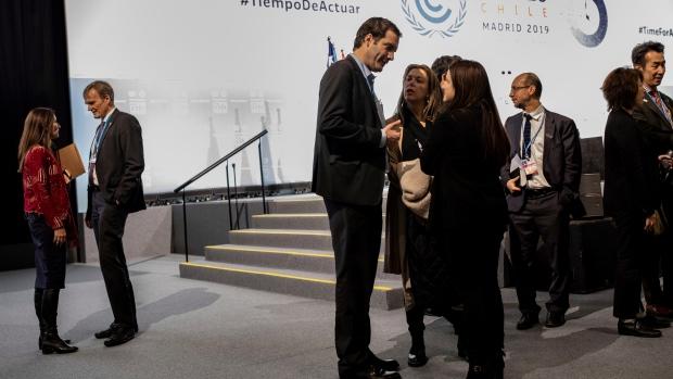 Climate talks