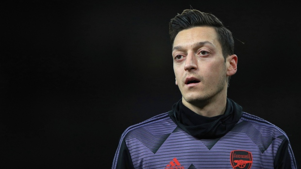 Mesut Ozil deleted from computer game in China