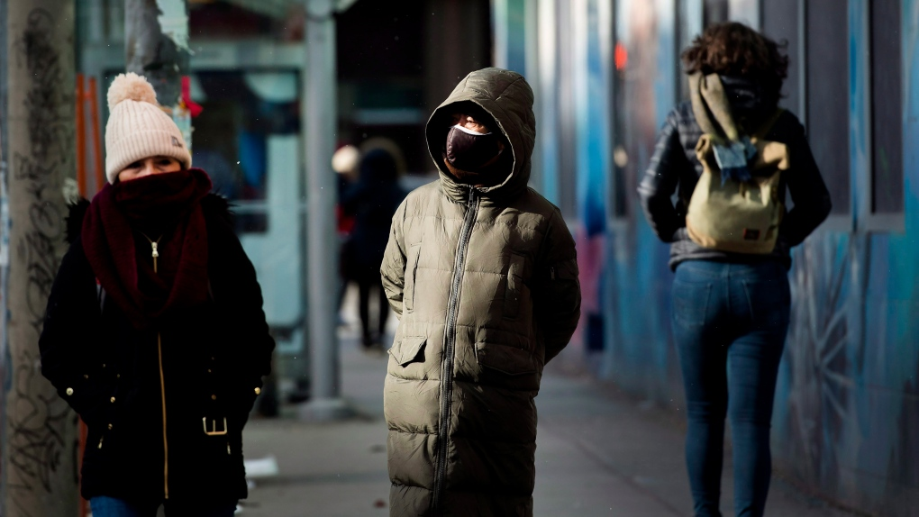 Temps to plunge to - 13 C overnight, prompting cold weather alert