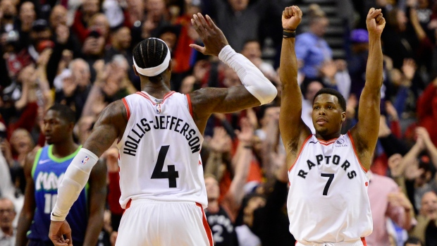Lowry leads Raptors past Mavs, greatest comeback in team history