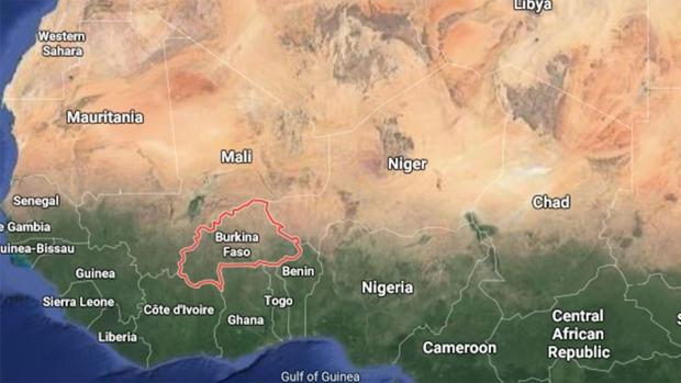 Jihadists on motorbikes kill 35 civilians in Burkina Faso raid