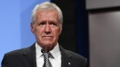 "Alex Trebek has gone through chemotherapy and has to undergo it again, so he knows that he might not have a lot of time left to live, the ""Jeopardy"" host has said. (Ethan Miller / Getty Images)"