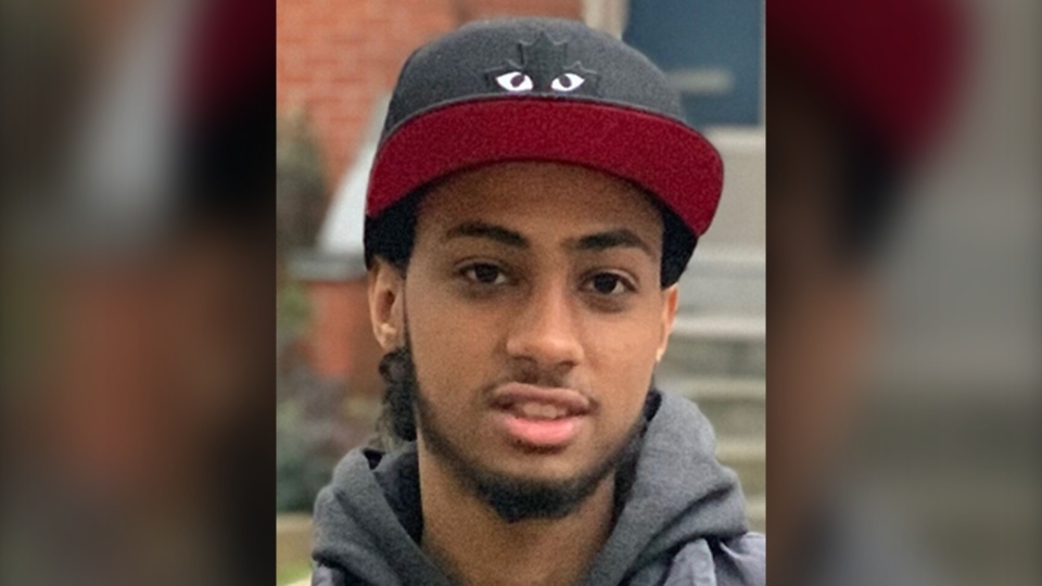 Police said 21-year-old Ahmed Yakot, seen in this photo, was shot and killed near Regent Park on New Year's Day. (Handout)