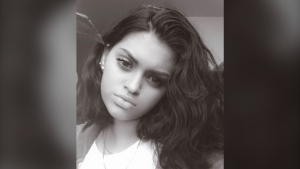 Dianna Manan, 16, of Toronto, seen in this photo, was struck and killed in Brampton. (Handout)