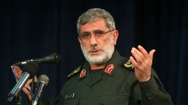 Trumps Warning To Iran If The Country Retaliates Its Commander's Death