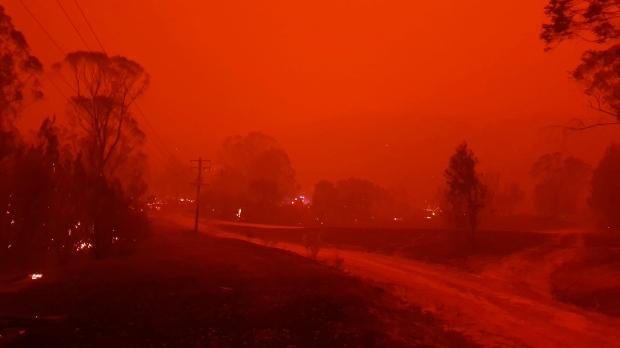 Nerrigundah, Australia