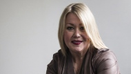 Jann Arden poses for a portrait in Toronto on Thursday, March 3, 2016. Arden and Jon Montgomery will be the hosts of the 2016 Juno Awards to be held in Calgary on Sunday, April 3, 2016. Singer-songwriter Jann Arden is being inducted into the Canadian Music Hall of Fame. The Calgary-born artist will celebrate the honour with a live performance at the Juno Awards in Saskatoon on March 15. THE CANADIAN PRESS/Christopher Katsarov