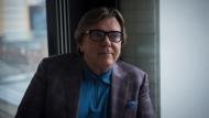 Bell Media president Randy Lennox, poses for a photograph in Toronto on Monday, November 18, 2019. THE CANADIAN PRESS/ Tijana Martin