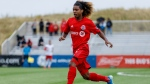 Toronto FC 2's Jayden Nelson is seen in this undated handout photo. It's been a dizzying ride of late for Jayden Nelson. THE CANADIAN PRESS/HO, Lucas Kschischang*MANDATORY CREDIT*