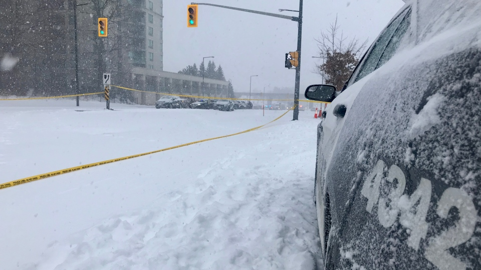 The SIU is probing a police-involved shooting near Scarborough Town Centre that seriously injured one man.