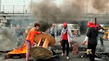 Baghdad unrest