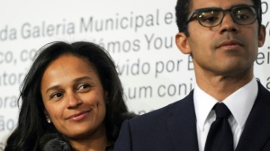 Prosecutors have already frozen the bank accounts and holdings owned by Isabel dos Santos and her Congolese husband Sindika Dokolo. AFP