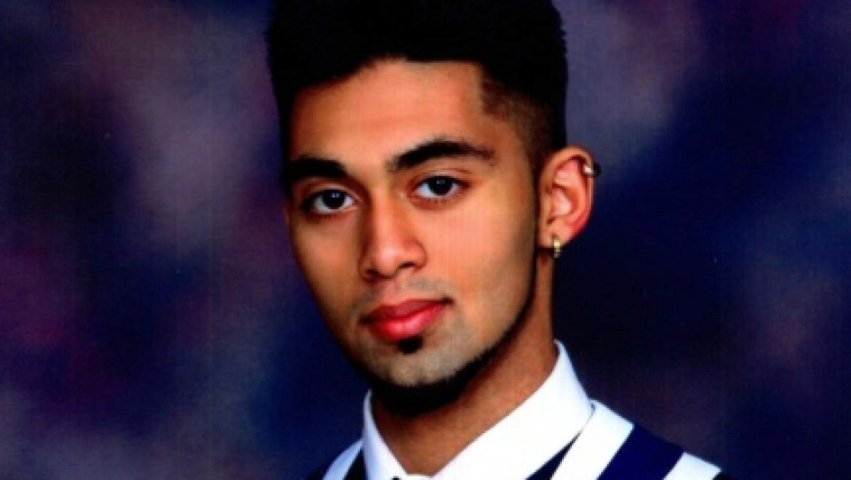 Prashant Tiwari is shown in a handout photo.Tiwari killed himself in 2014 while on suicide watch in a Brampton hospital. His father filed a wrongful death suit in 2015 and two weeks ago, when it was to go to trial, court heard there were no courtrooms available, so it was punted to May 2021. THE CANADIAN PRESS/HO