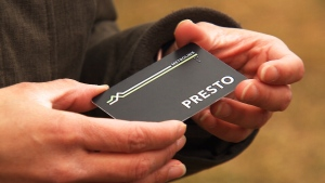 Presto card 2
