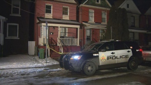 Police are investigating after a seven-year-old boy was shot inside a Hamilton home.