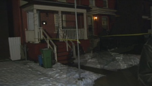 Police are continuing to investigate after a seven-year-old boy was shot inside a Hamilton home.