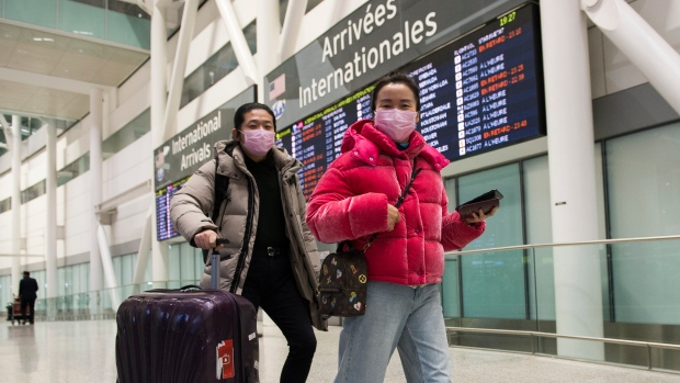 Canadian Coronavirus patient showed mild symptoms on flight