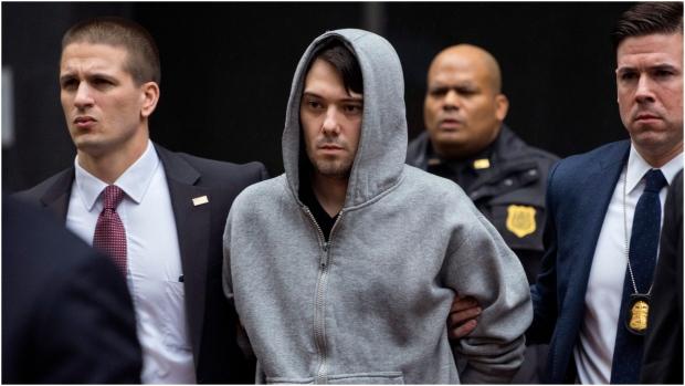 New York, FTC sue 'pharma bro' Shkreli, others over Daraprim price hikes