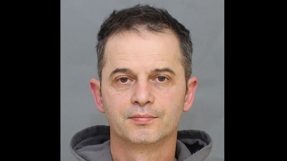 Emilio Guglietta, 52, of Brampton is shown in a Toronto police handout image.