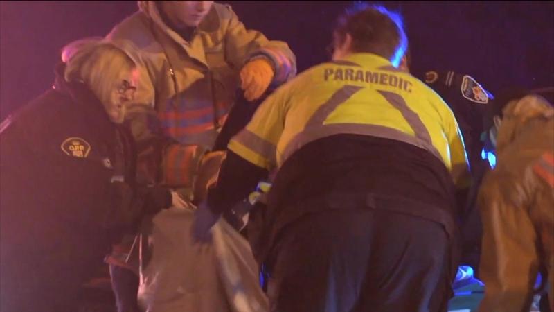 OPP Officer struck