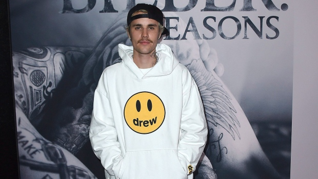 Justin Bieber tears up as he talks about 'protecting' Billie Eilish
