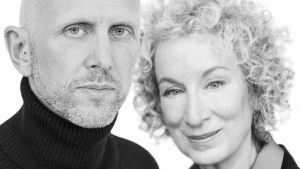 Wayne McGregor and Margaret Atwood