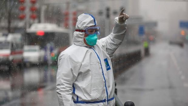 Coronavirus death toll in mainland China rises to 1,665