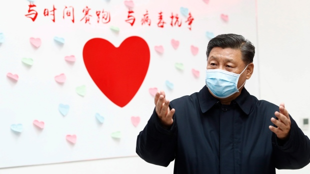 China's Hubei province reports 93 new coronavirus deaths