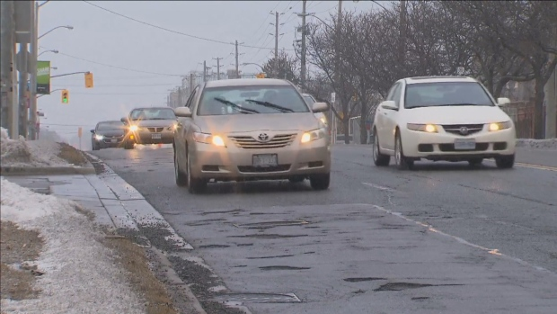 City crews tackle 'pesky potholes' in second blitz of the year