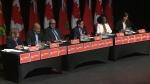 Ontario liberal debate