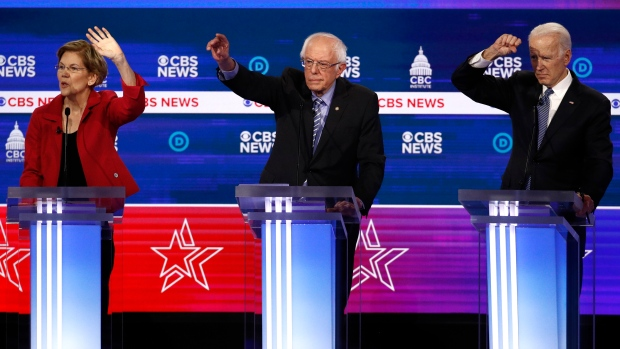 Bloomberg Kicks Off Debate By Saying Russia Wants Sanders To Win Nomination