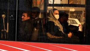 Iran masks
