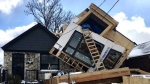 Home collapse