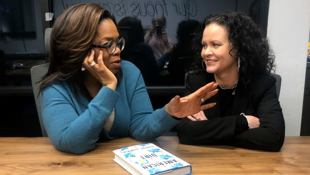 Oprah, Jeanine Cummings