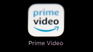 FILE - This March 19, 2018 file photo shows Amazon's Prime Video streaming app on an iPad (AP Photo/Patrick Semansky, File)