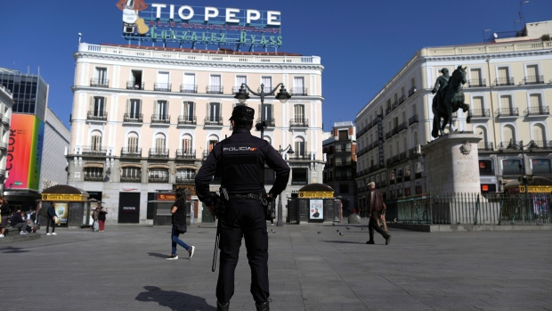 France and Spain follow Italy in announcing emergency restrictions
